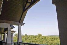 House Plan Design - Traditional Exterior - Rear Elevation Plan #17-3302
