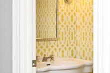 House Plan Design - Tudor Interior - Bathroom Plan #928-257