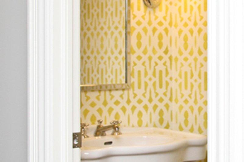 Tudor Interior - Bathroom Plan #928-257 - Houseplans.com