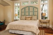 Country Style House Plan - 3 Beds 3.5 Baths 2843 Sq/Ft Plan #928-251 Interior - Master Bedroom