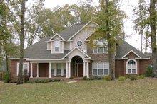 House Plan Design - European Exterior - Front Elevation Plan #63-167