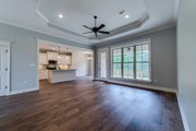 Country Style House Plan - 4 Beds 2 Baths 2053 Sq/Ft Plan #430-173