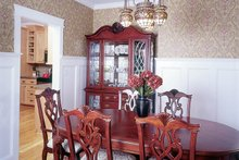 Dream House Plan - Country Interior - Dining Room Plan #929-577