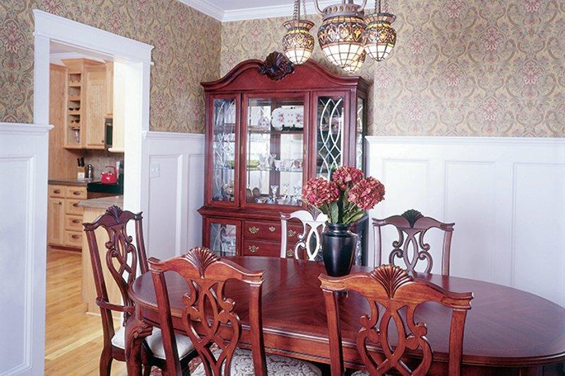 Country Interior - Dining Room Plan #929-577 - Houseplans.com