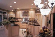 Victorian Interior - Kitchen Plan #930-171