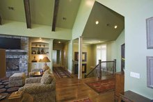 Traditional Interior - Family Room Plan #17-3302