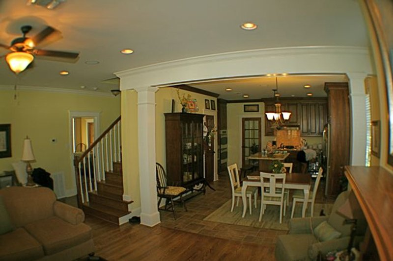 Country Interior - Other Plan #137-323 - Houseplans.com
