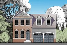 Traditional Exterior - Front Elevation Plan #1029-58