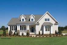 House Plan Design - Ranch Exterior - Front Elevation Plan #929-745