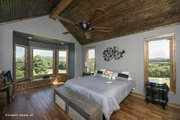 European Style House Plan - 4 Beds 3 Baths 2950 Sq/Ft Plan #929-29 Interior - Master Bedroom