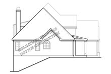 House Plan Design - Country Exterior - Other Elevation Plan #927-915