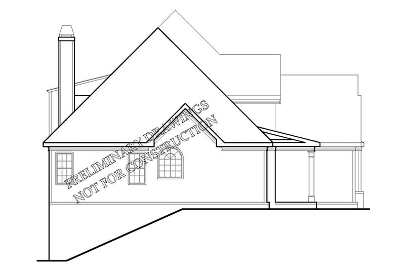 Country Exterior - Other Elevation Plan #927-915 - Houseplans.com