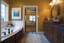 Architectural House Design - European Interior - Bathroom Plan #17-3284