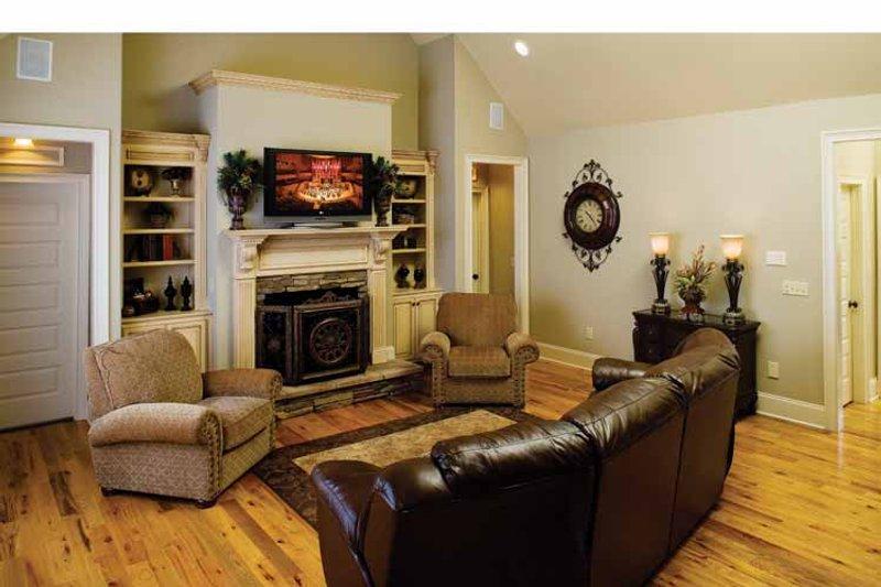 Traditional Interior - Family Room Plan #929-778 - Houseplans.com