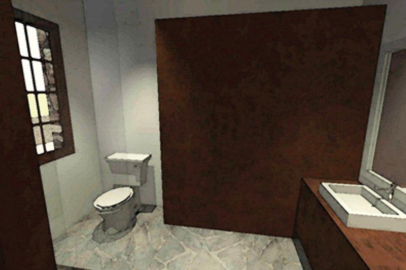 European Interior - Master Bathroom Plan #64-325 - Houseplans.com