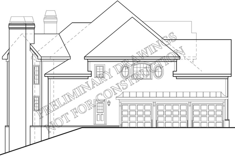 Country Exterior - Other Elevation Plan #927-641 - Houseplans.com