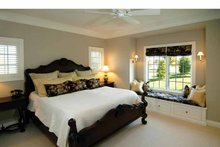 House Design - Traditional Interior - Master Bedroom Plan #928-222