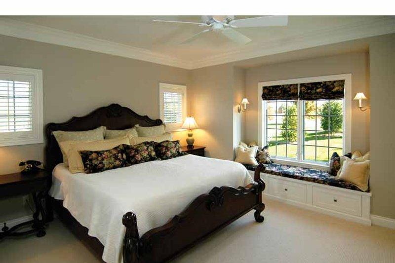 Traditional Interior - Master Bedroom Plan #928-222 - Houseplans.com