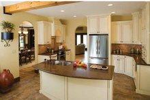 House Plan Design - Country Interior - Kitchen Plan #929-651