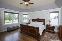 Architectural House Design - Craftsman Interior - Master Bedroom Plan #929-988