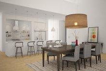 Farmhouse Interior - Kitchen Plan #888-1