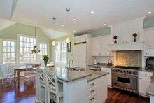 Craftsman Interior - Kitchen Plan #137-332