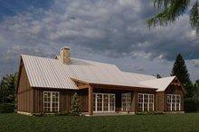 House Plan Design - Farmhouse Exterior - Other Elevation Plan #923-181