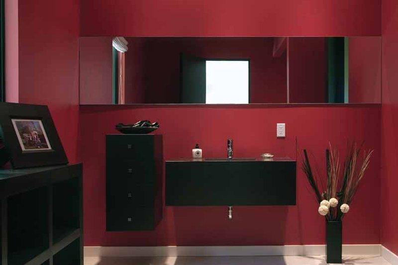 Contemporary Interior - Bathroom Plan #928-77 - Houseplans.com