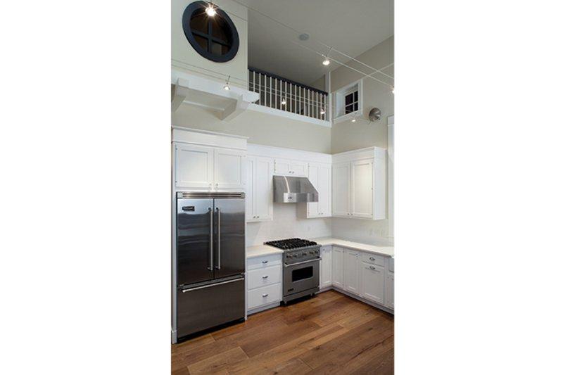 Contemporary Interior - Kitchen Plan #928-249 - Houseplans.com