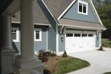 Traditional Exterior - Other Elevation Plan #928-44
