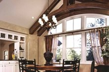 House Plan Design - European Interior - Dining Room Plan #928-20