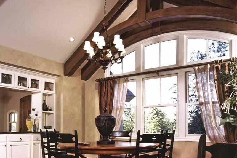 European Interior - Dining Room Plan #928-20 - Houseplans.com