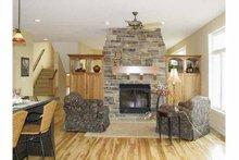 Home Plan - Craftsman Interior - Family Room Plan #320-1006