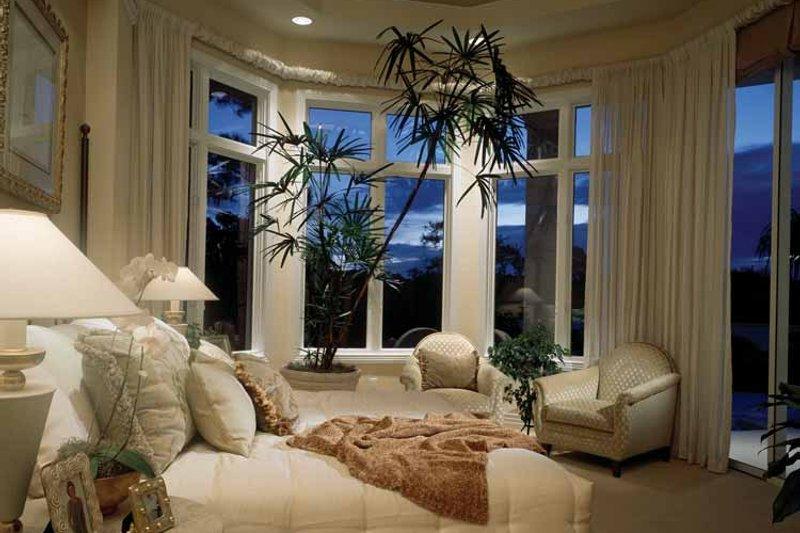 Mediterranean Interior - Bedroom Plan #930-45 - Houseplans.com