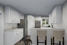 Home Plan - Traditional Interior - Kitchen Plan #1060-25