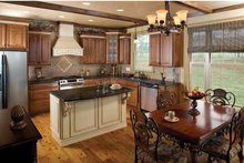 House Plan Design - Country Interior - Kitchen Plan #929-634