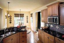 Country Interior - Kitchen Plan #927-164