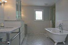 House Plan Design - Tudor Interior - Master Bathroom Plan #928-257