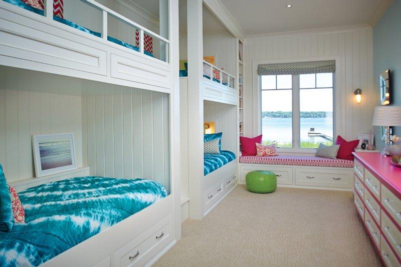 Craftsman Interior - Bedroom Plan #928-252 - Houseplans.com