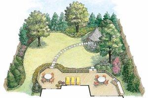 Architectural House Design - Exterior - Front Elevation Plan #1040-73