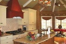 Architectural House Design - European Interior - Kitchen Plan #928-190