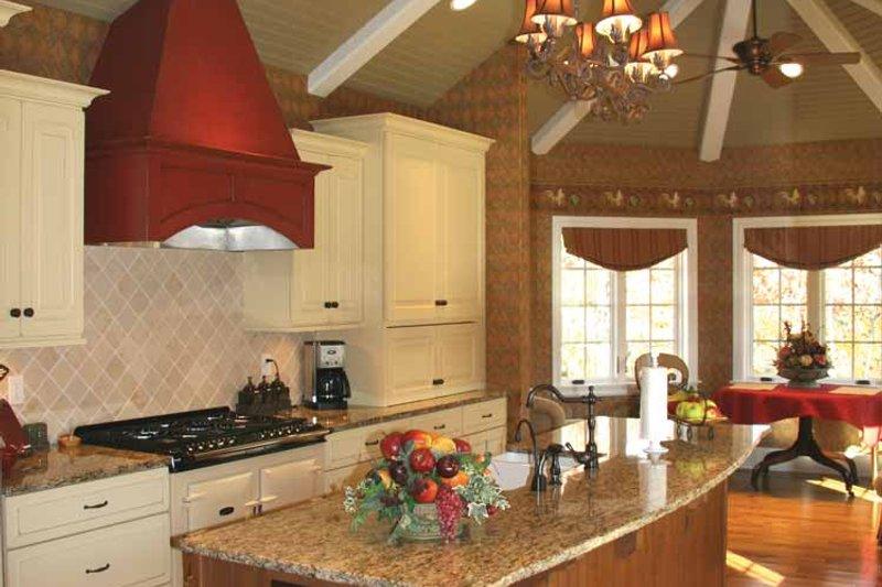 European Interior - Kitchen Plan #928-190 - Houseplans.com