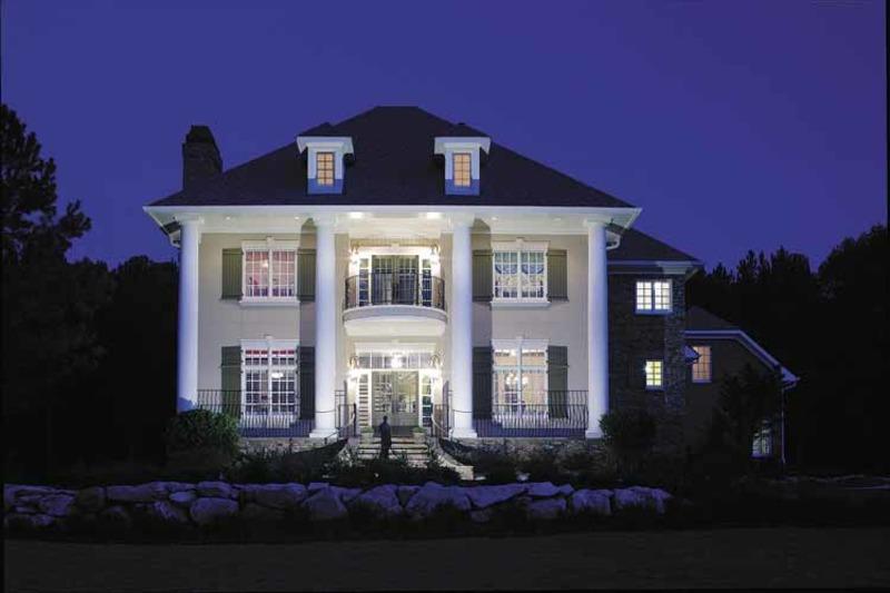 Colonial Exterior - Front Elevation Plan #930-220 - Houseplans.com