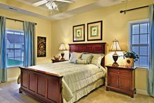 Home Plan - Country Interior - Master Bedroom Plan #930-362