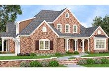 House Design - European Exterior - Front Elevation Plan #927-426