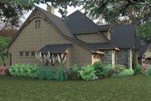 Home Plan - Craftsman Exterior - Other Elevation Plan #120-246