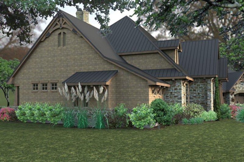 Craftsman Exterior - Other Elevation Plan #120-246 - Houseplans.com