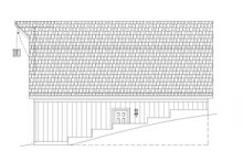 Farmhouse Exterior - Other Elevation Plan #932-159