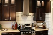 Traditional Style House Plan - 4 Beds 2.5 Baths 2196 Sq/Ft Plan #20-2134 Interior - Kitchen