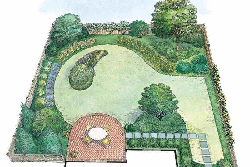 Exterior - Front Elevation Plan #1040-70 - Houseplans.com